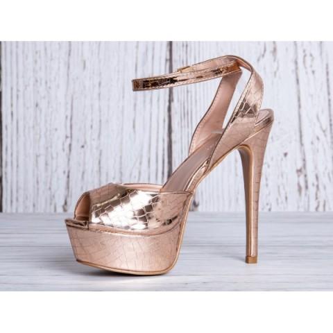 Sandały damskie 2503G098 (36 - 41, 12)