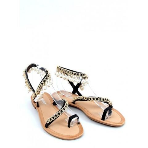 Sandały damskie 0604G014 (36 - 41, 12)