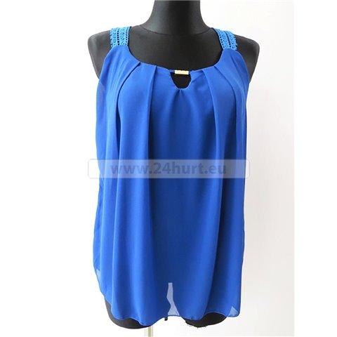 Bluzka damska na ramiączkach. Made in Italy 2905K013 (Standard, 6)