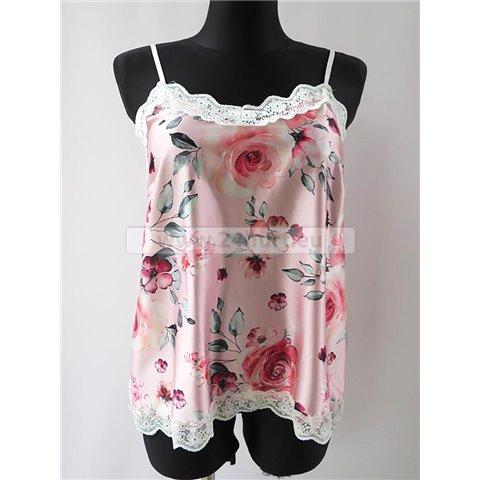 Bluzka damska na ramiączkach. Made in Italy 2905K023 (Standard, 6)