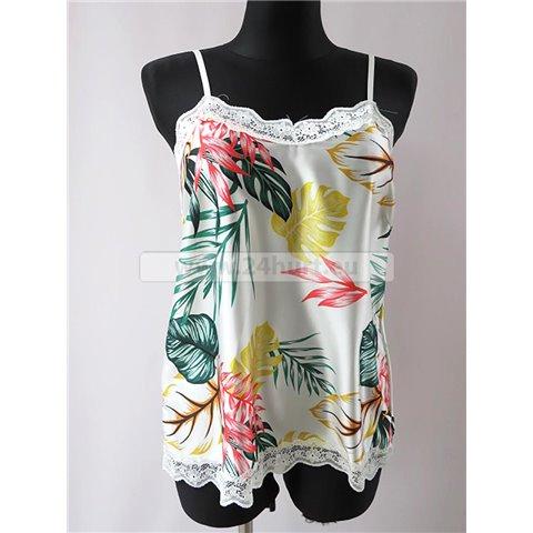 Bluzka damska na ramiączkach. Made in Italy 2905K025 (Standard, 6)