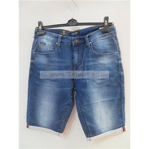 Spodenki jeans męskie 3005K008 (33-38, 10)