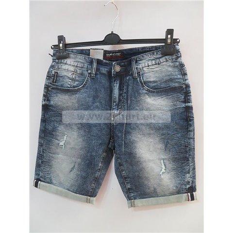 Spodenki jeans męskie 3005K009 (29-36, 10)