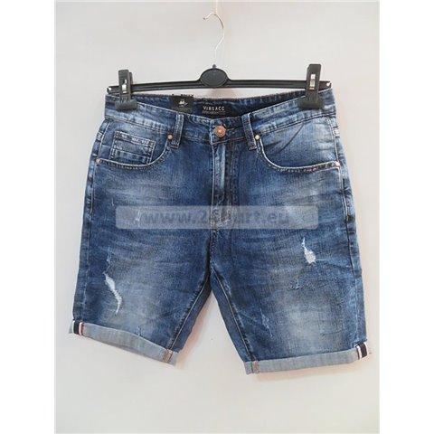 Spodenki jeans męskie 3005K015 (32-36, 10)