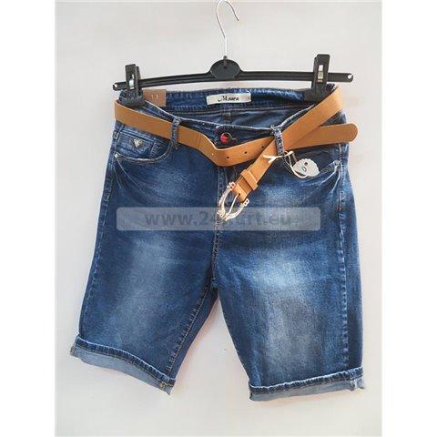 Spodenki jeans damskie 3005K081 (29-40, 10)