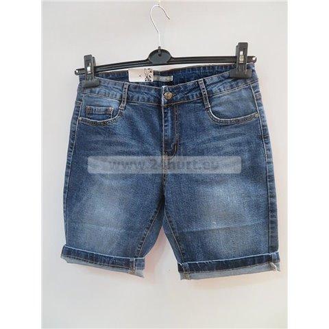 Spodenki jeans damskie 3005K083 (32-40, 10)