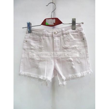 Szorty jeans damskie 1006A101 (34-42, 10)