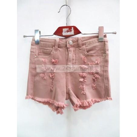Szorty jeans damskie 1006A102 (34-42, 10)