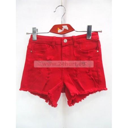 Szorty jeans damskie 1006A104 (34-42, 10)