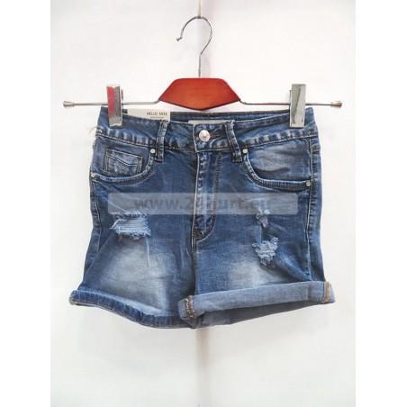 Szorty jeans damskie 1006A108 (34-42, 10)