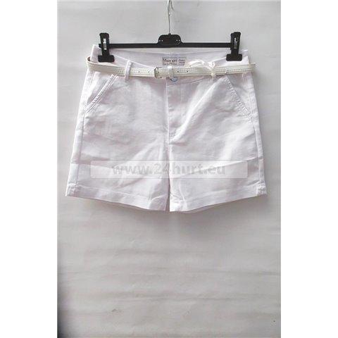 Szorty jeans damskie 1506K042 (30-38, 12)