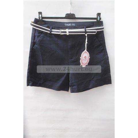 Szorty jeans damskie 1506K043 (30-42, 12)