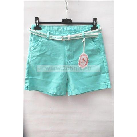 Szorty jeans damskie 1506K045 (30-38, 12)
