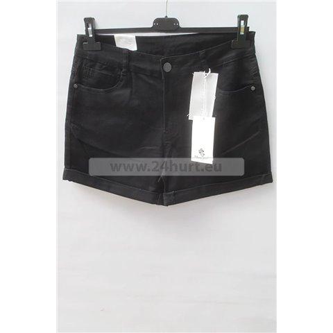 Szorty jeans damskie 1506K051 (30-38, 12)