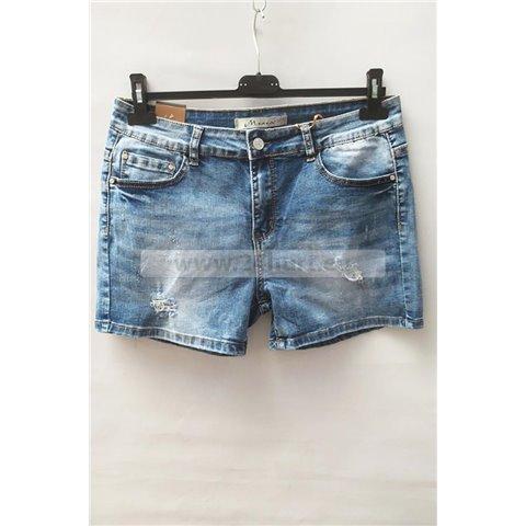 Szorty jeans damskie 1506K054 (29-40, 12)
