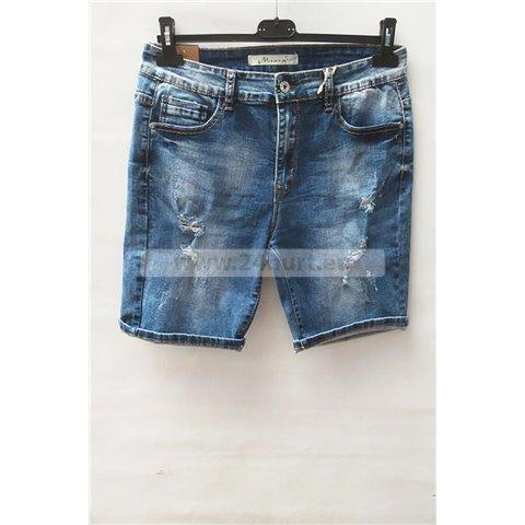 Szorty jeans damskie 1506K056 (29-38, 12)