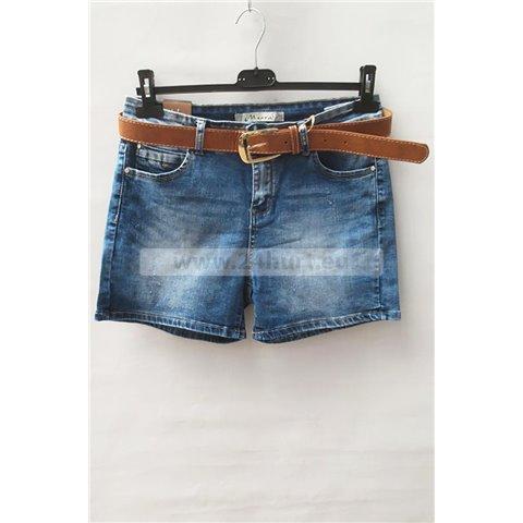 Szorty jeans damskie 1506K059 (29-38, 12)