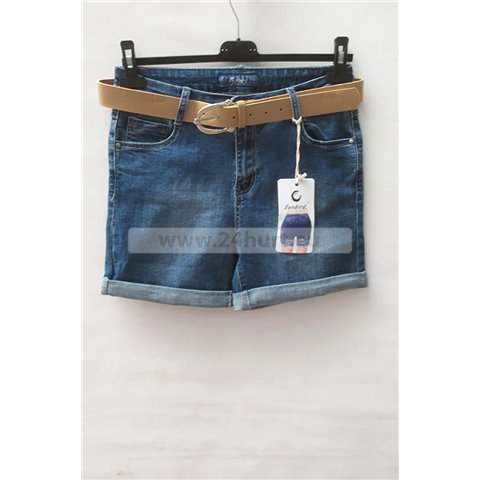 Szorty jeans damskie 1506K060 (30-42, 12)