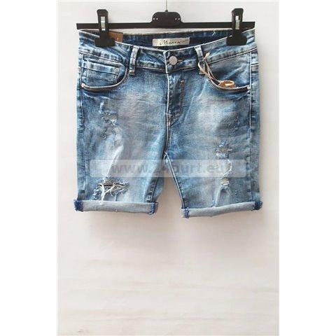 Spodenki jeans damskie 1506K066 (26-32, 12)
