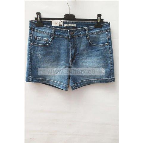 Szorty jeans damskie 1506K071 (30-38, 12)