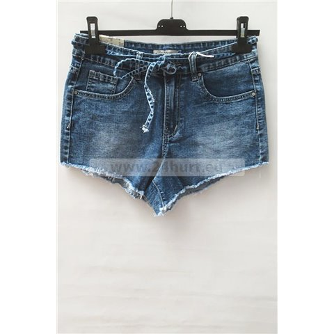 Szorty jeans damskie 1506K074 (25-30, 10)