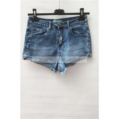 Szorty jeans damskie 1506K075 (25-30, 10)