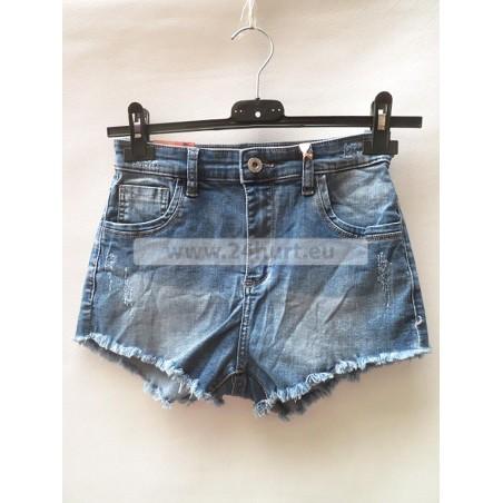Szorty jeans damskie 2406A006 (XS - XL, 10)