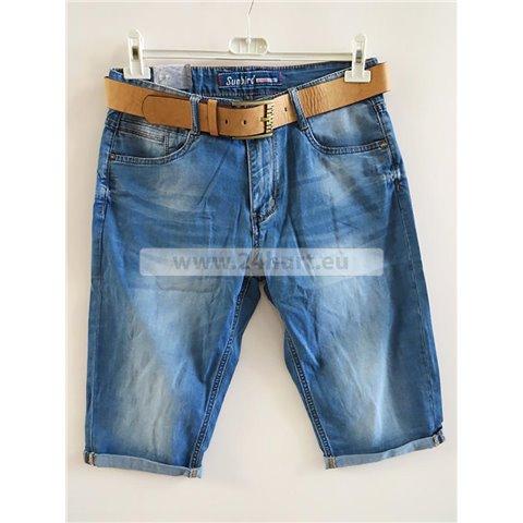Spodenki jeans męskie 2706K002 (30-38, 12)