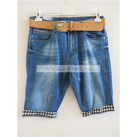 Spodenki jeans męskie 2706K004 (30-38, 12)