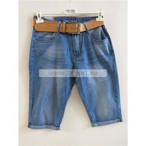 Spodenki jeans męskie 2706K005 (30-42, 12)