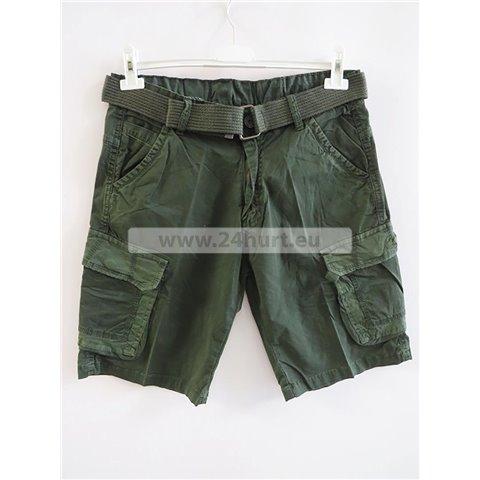Spodenki jeans męskie 2706K006 (M-5XL, 15)