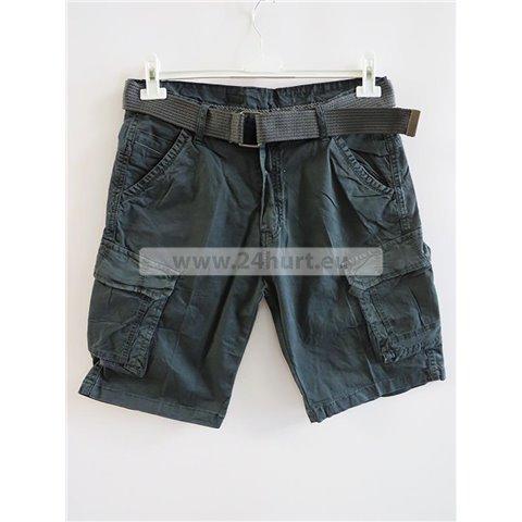 Spodenki jeans męskie 2706K008 (M-5XL, 15)