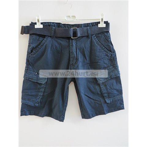 Spodenki jeans męskie 2706K009 (M-5XL, 15)