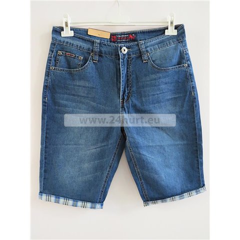 Spodenki jeans męskie 2706K012 (32-42, 12)