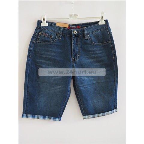 Spodenki jeans męskie 2706K013 (32-42, 12)