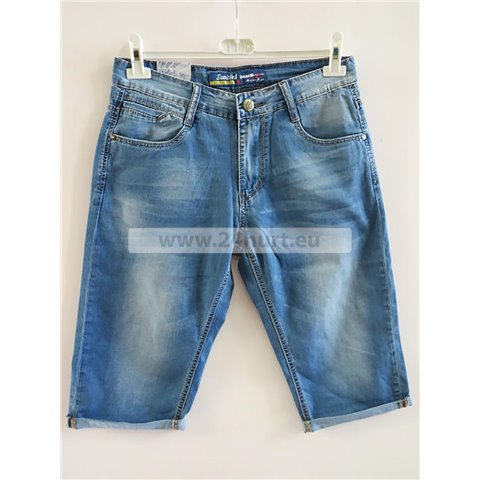 Spodenki jeans męskie 2706K015 (30-38, 12)