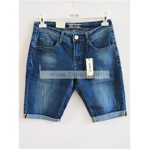 Spodenki jeans męskie 2706K017 (30-38, 10)