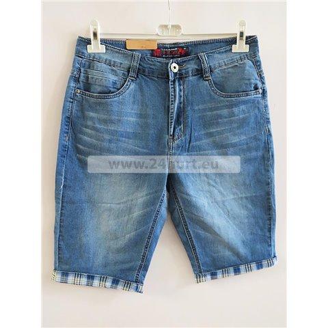Spodenki jeans męskie 2706K021 (32-42, 12)