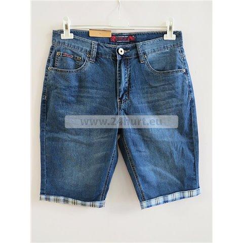 Spodenki jeans męskie 2706K022 (31-44, 12)