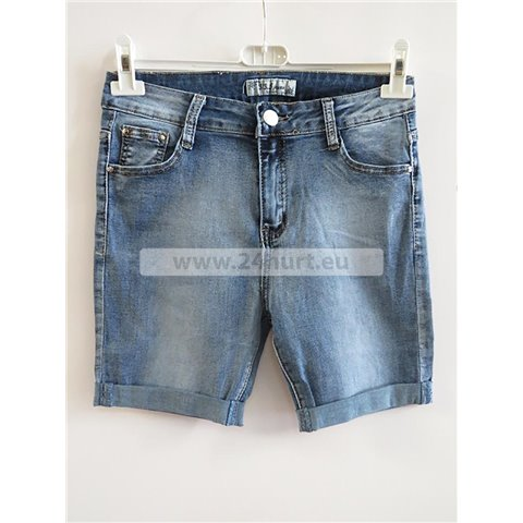 Szorty jeans damskie 2706K025 (38-46, 10)