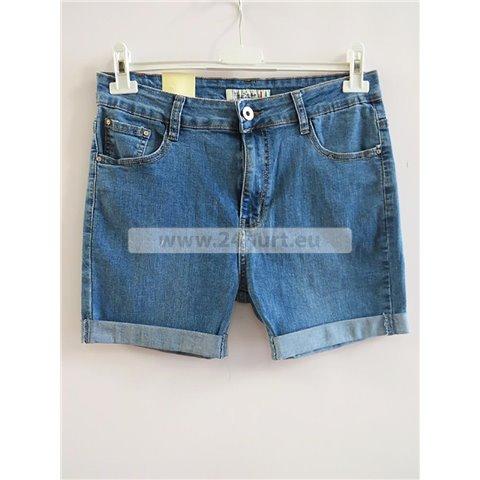 Szorty jeans damskie 2706K026 (40-50, 12)