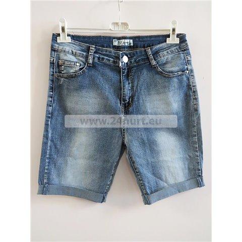 Szorty jeans damskie 2706K027 (38-46, 10)