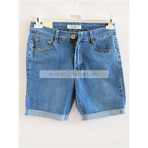 Szorty jeans damskie 2706K028 (40-50, 12)