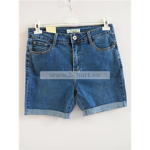Szorty jeans damskie 2706K029 (40-50, 12)