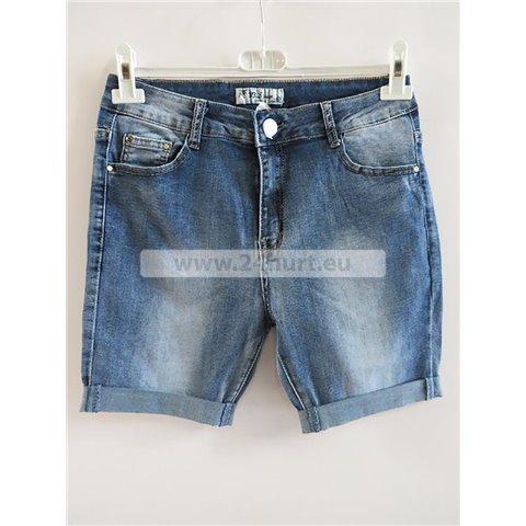 Szorty jeans damskie 2706K030 (38-46, 10)