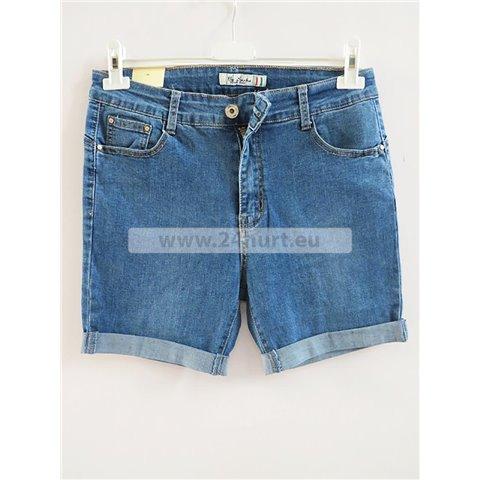Szorty jeans damskie 2706K031 (40-50, 12)