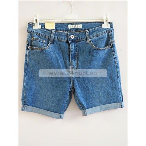 Szorty jeans damskie 2706K033 (40-50, 12)
