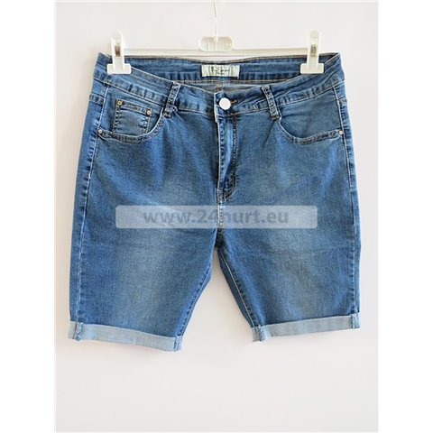 Szorty jeans damskie 2706K034 (42-50, 10)