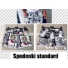 Spodenki Damskie Made In Italy 0807H205 (standard , 6)