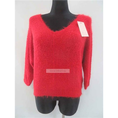 Sweter damski. Made in Italy 0111K032 (Standard, 6)